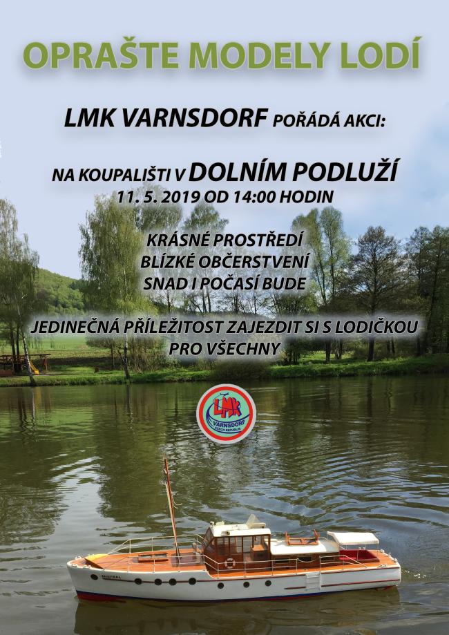 plakat lodičky v Podluží 2